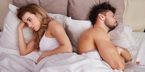 Why My Boyfriend Doesn't Seem Interested In Me Sexually Anymore