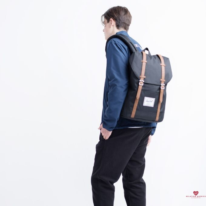 6-Month-Anniversary-Gifts-For-Him-Herschel-Supply-Co-Retreat-Backpack