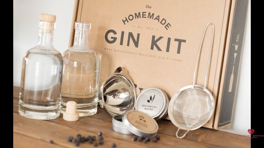 6-Month-Anniversary-Gifts-For-Him-Homemade-Gin-Kit