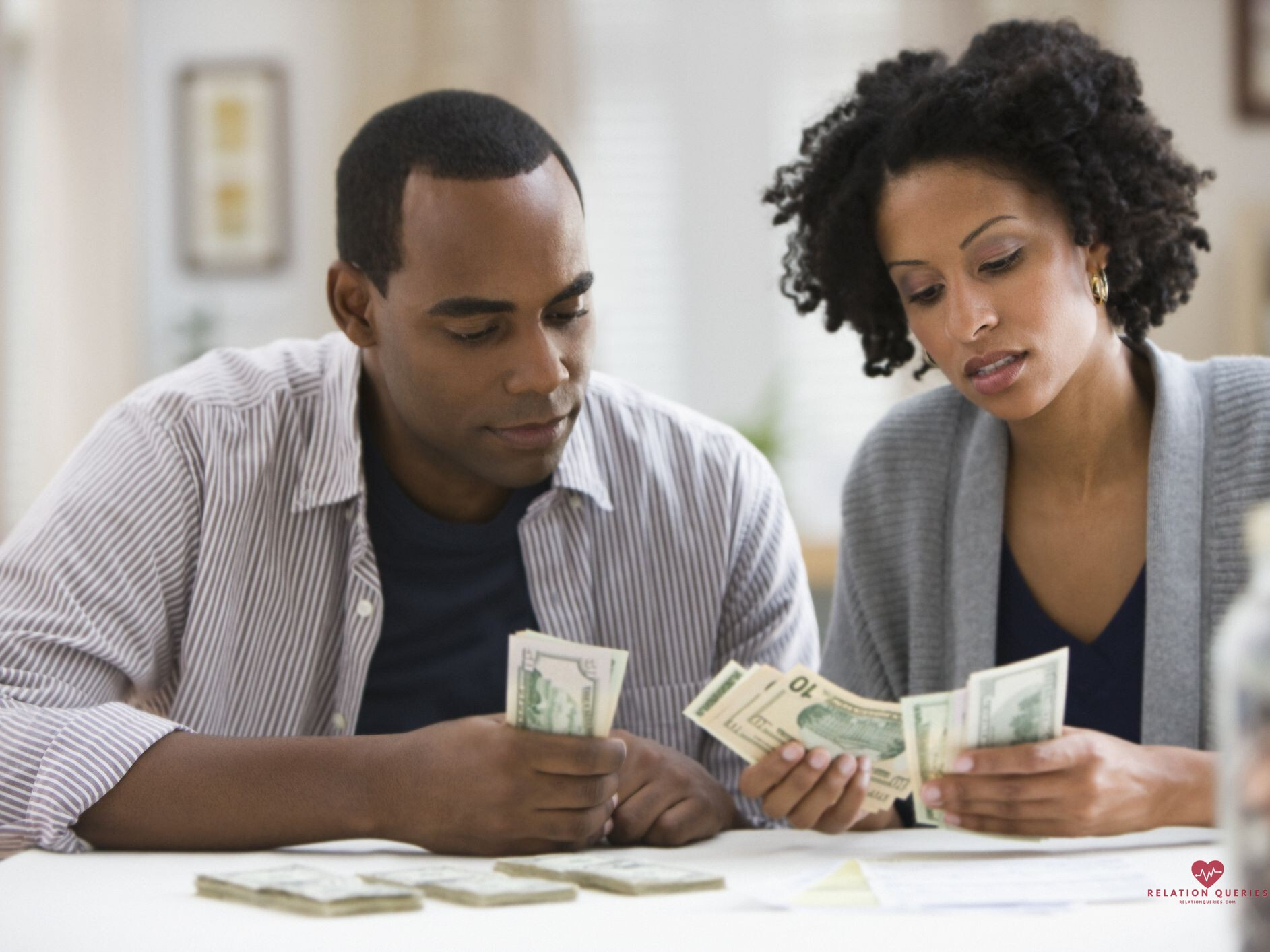 If My Husband Is Financially Irresponsible & He Doesn t Help Me