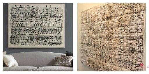 Sheet-Music-Wall-Art