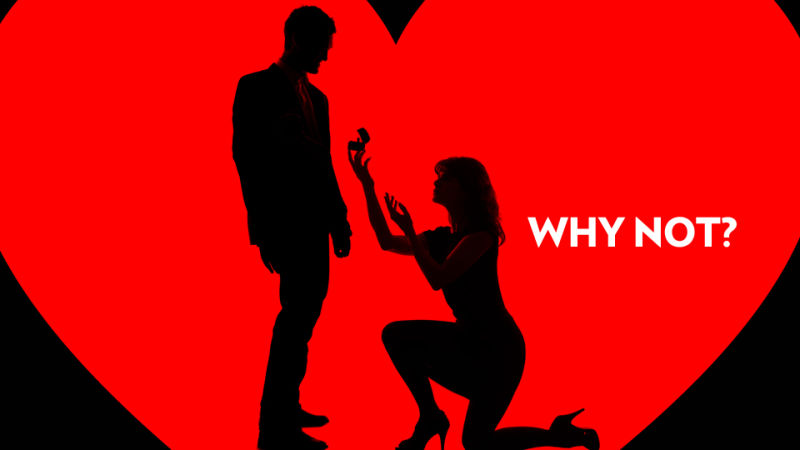 Should A Woman Ask A Man To Marry Her? Can a woman propose?
