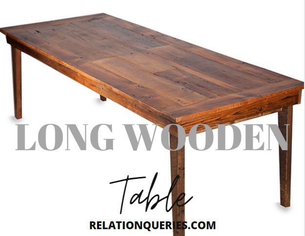 Long-Wooden-Table-Rentals-For-Weddings
