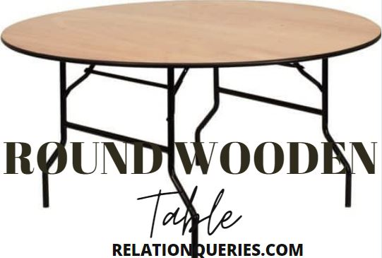 Round-Wooden-Tables-rentals-for-weddings