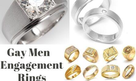 Gay Men's Engagement Rings