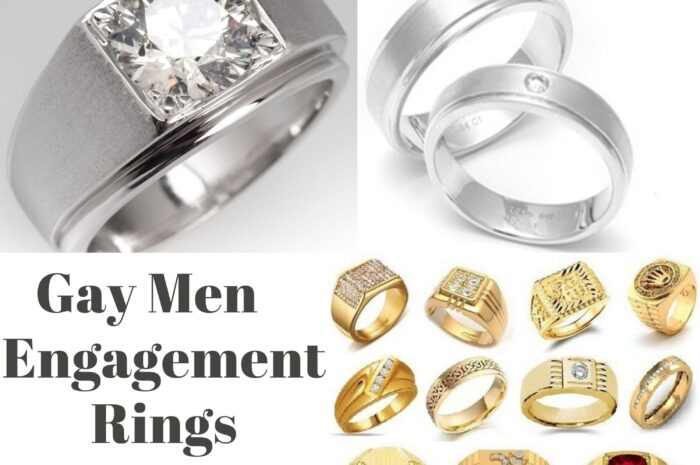 Gay Men's Engagement Rings (Bands) At Affordable Prices | LGBT