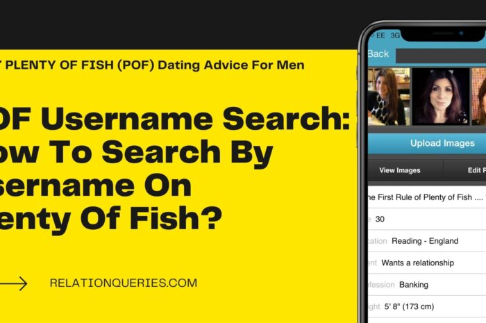 POF Username Search 2021: How To Search Username On Plenty Of Fish?